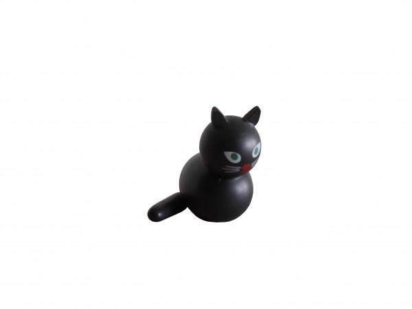 Katze Nr.75807, schwarz