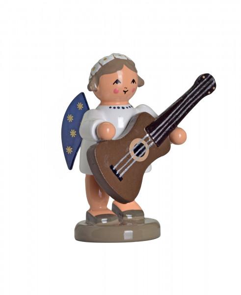 Engel mit klassischer Gitarre