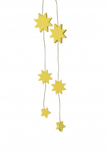"""Baumbehang """"Sterne gelb"""""""