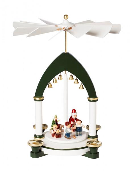 """TPY """"Weihnachtsfest"""" weiß-grün (Auslauf)"""