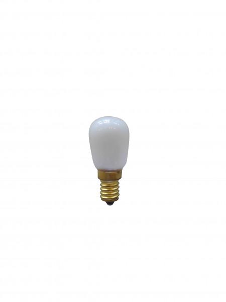 Birnenlampe, matt, 230V, 15W, E14
