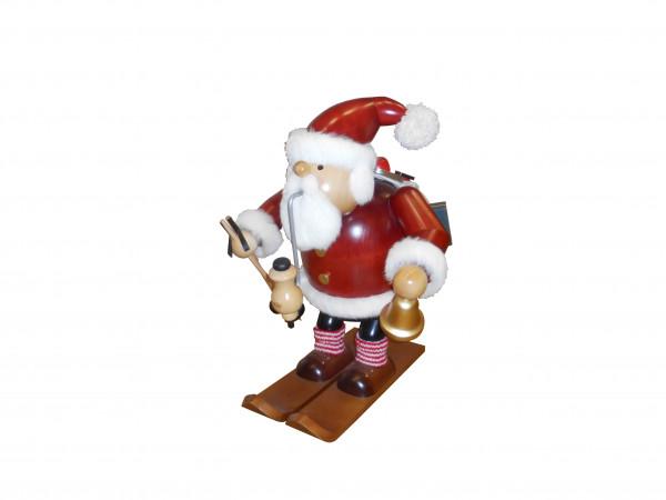 RM Weihnachtsmann mit Skier XL