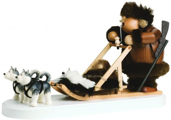 RM Eskimo mit Hundeschlitten