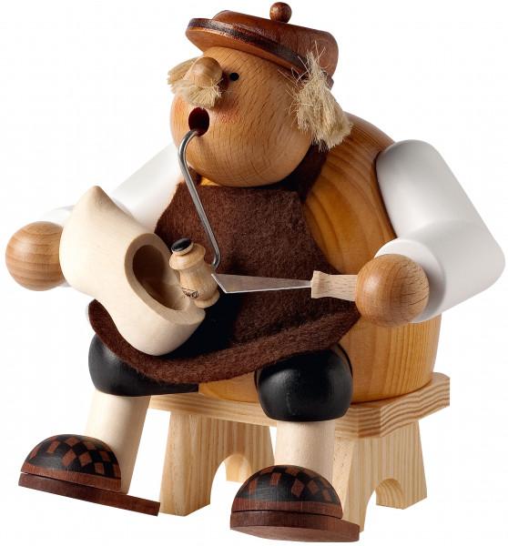 RM Holzschuhschnitzer, sitzend