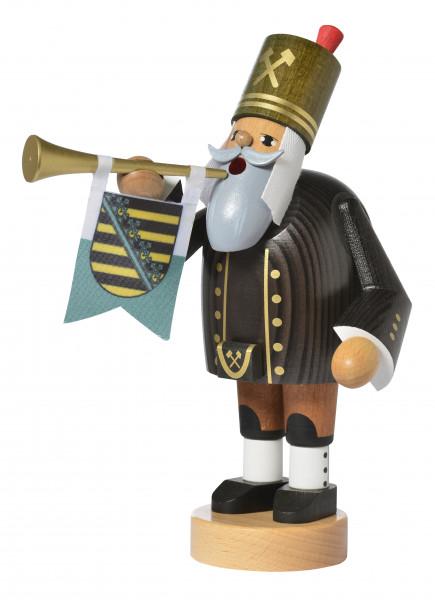 RM Bergmann mit Trompete