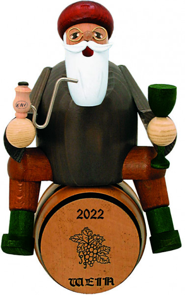 RM Weinhändler auf Fass