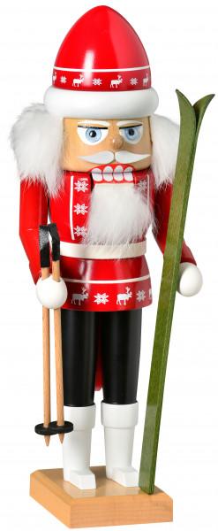 NK Skifahrer rot