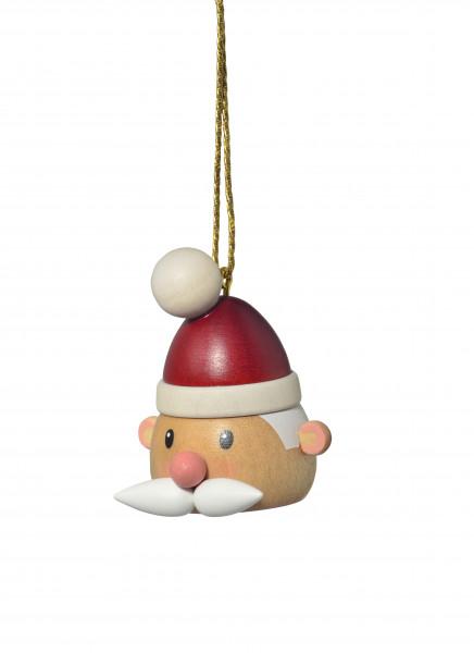 """Baumbehang """"Weihnachtsmannkopf"""""""