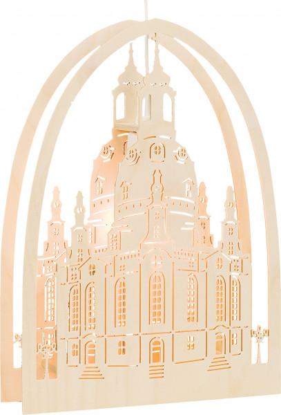 """Fensterbild """"Frauenkirche"""""""