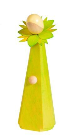 Blumenmädchen hellgrün (Auslauf)